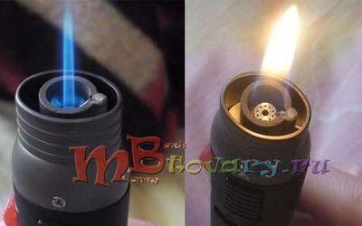 Как из зажигалки сделать турбо